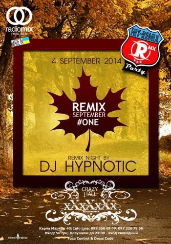 Hit-Remix Party 40: Remix-September. One
